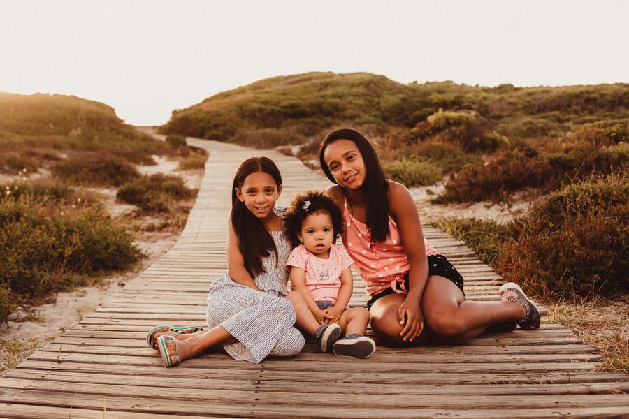 Cape Town Family Shoot Kommetjie