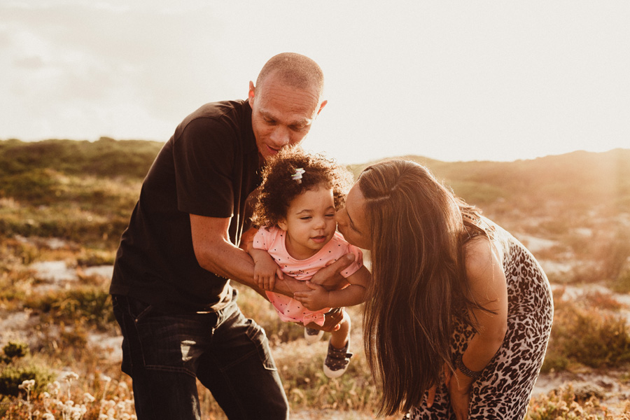 The Wicomb Family | Kommetjie | Cape Town Photographer Amy Green