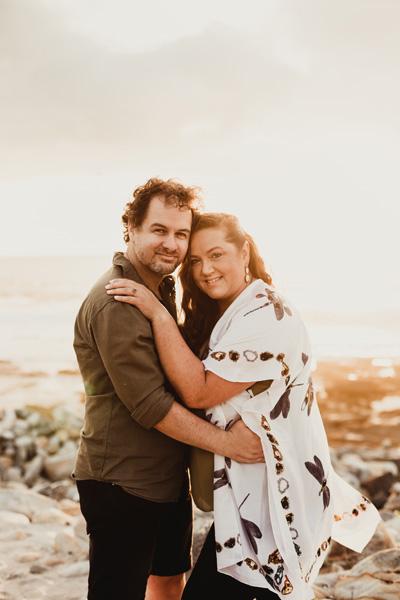 couple photo shoot sunset cape town