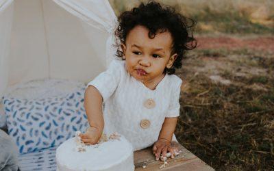 Outdoor Cake Smash Photo Shoot   Baby Joel   Cape Town Photographer